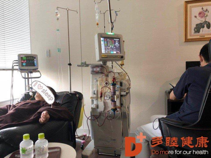 日本先端血液净化疗法:突破人类平均寿命的限制