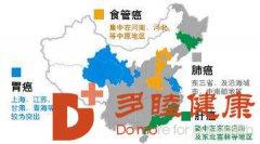 多睦健康 中国城市易发癌症榜单出炉啦