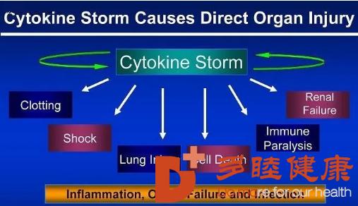 """卫健委明确:血液净化技术可控制""""细胞因子风暴""""!"""